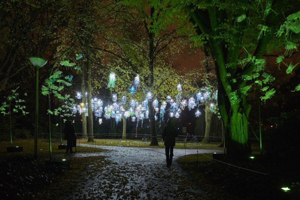 Kroonlichters, Glow 2015 Foto Claus Langer