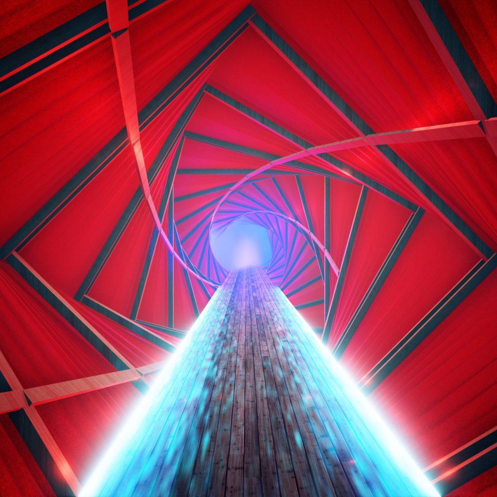 Virtual Glow Tour Foto Claus Lange