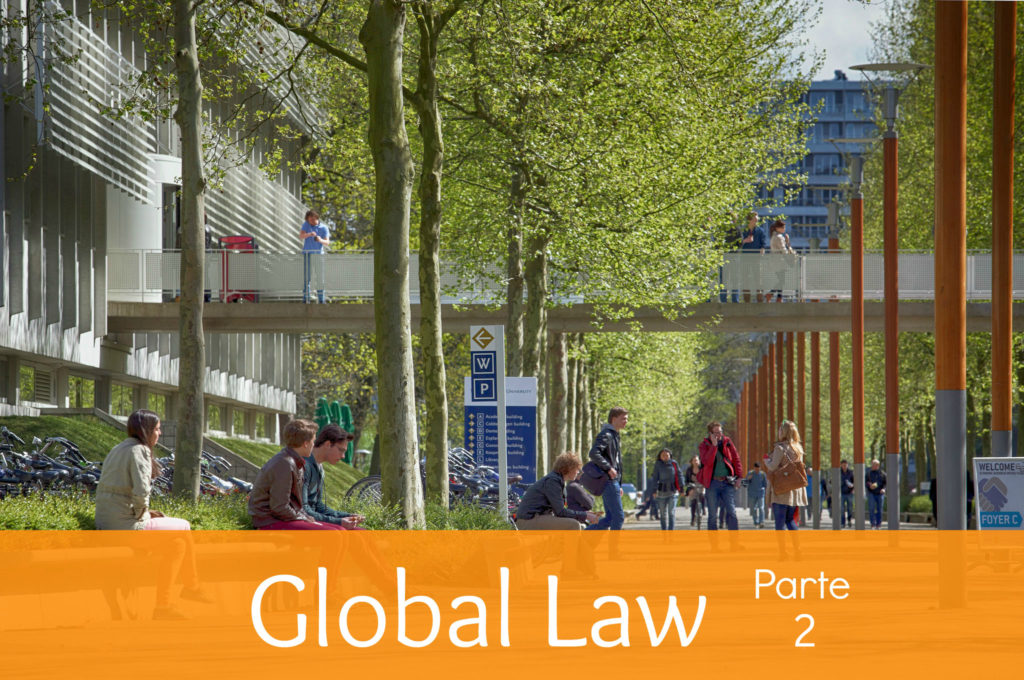 Global Law (Foto: Rene de Wit, divulgação Tilburg University)