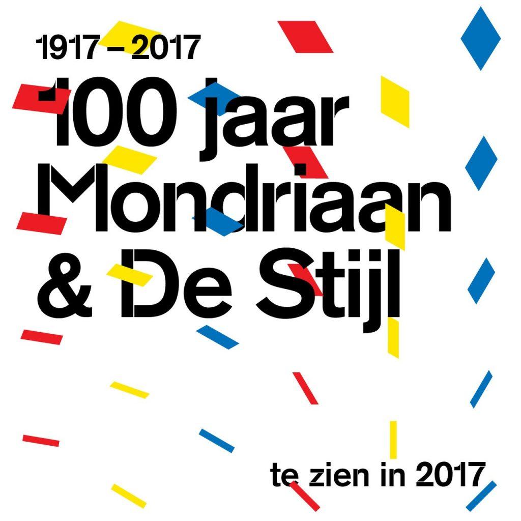 100 jaar de stijl