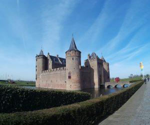 Muiderslot – Castelo Medieval perto de Amsterdã