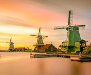 Bolsa de Estudos para Estudar na Holanda 2021